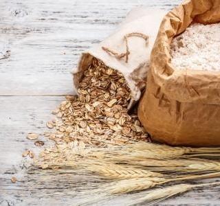 Sedm potravin nabitých vlákninou jako zdroj energie