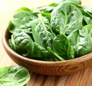 Špenát – jarní potravina číslo jedna v kuchyni