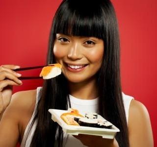 Sushi a Suši - Japonsko na talíři