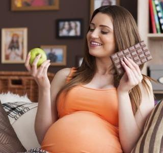 Těhotenství v klidu? Zaměřte se na stravu!