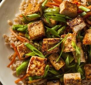 Tofu - pokrm nejen pro vegetariány
