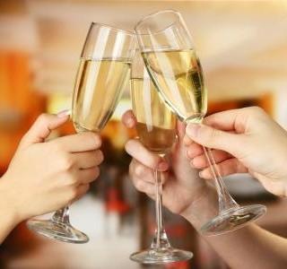 Top 10 nápojů na Silvestra