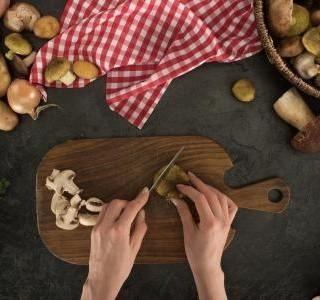 Top 5 houbových receptů