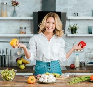 Top 5 vegetariánské recepty na měsíc duben…