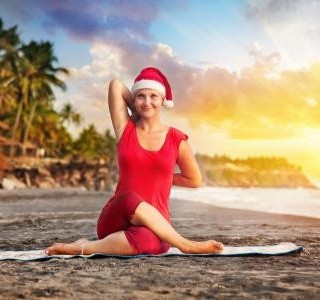 Vánoční pohoda na těle i na duchu? Vyzkoušejte jógu!