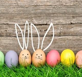 Veselé a voňavé Velikonoce