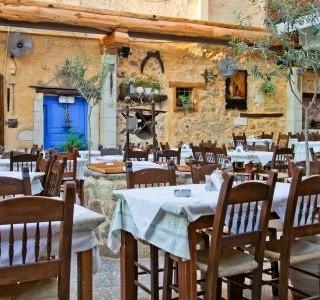 Vynikající řecká kuchyně, ta jen tak člověka neomrzí