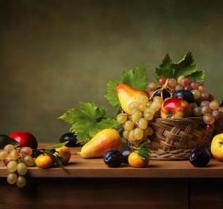Zářijové plody v naší kuchyni
