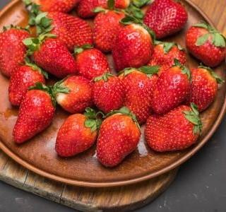 Zázračné jahody – výborné do sorbetu i na tlak