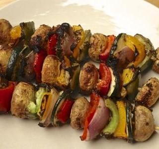 Zeleninové špízy video recept