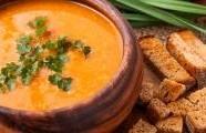Čočková polévka s kari