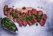 Chimichurri - bylinková omáčka na steak