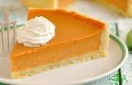 Dýňový cheesecake