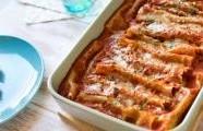 Lasagne se špenátem