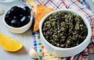 Olivová pomazánka s kapary