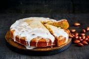 Ořechovo-mandlový dort