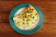 Pórková omeleta