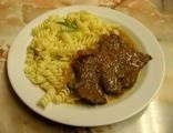 Roštěnky z hovězího masa
