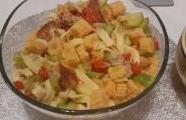 Tagliatelle se zeleninou
