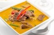 Thajský hovězí guláš