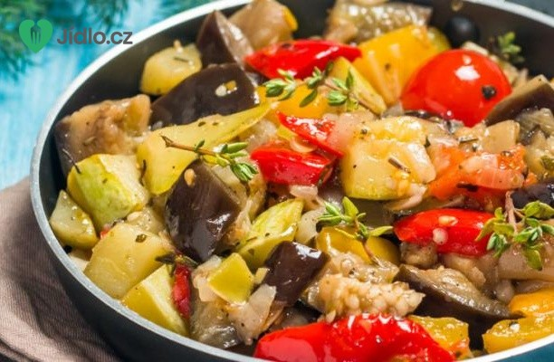 Recept Ratatouille