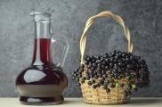 Bezinkové víno