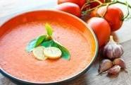 Gazpacho - studená zeleninová polévka