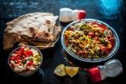 Indické zeleninové Sabdží