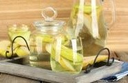 Jablečná limonáda