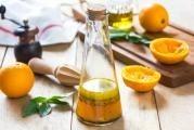 Ovocná zálivka na hlávkový salát