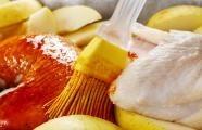 Pikantní marináda s jablky