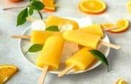Pomerančové nanuky
