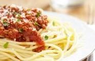 Rychlé a snadné špagety Bolognese