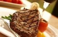 Steak s pikantním máslem