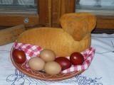 Velikonoční beránek bez lepku