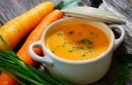 Vynikající mrkvová polévka